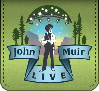 John Muir Live - as portrayed by Lee Stetson